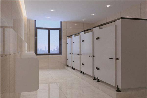 常见的西安厕所隔断种类介绍