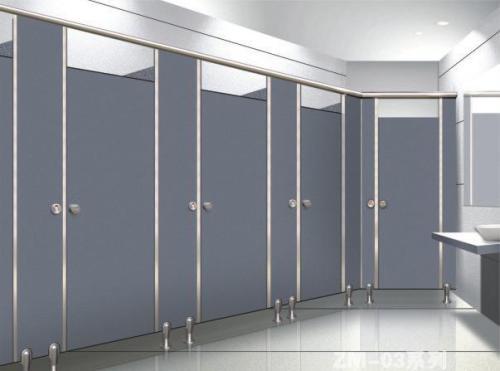 公共厕所隔断不同场合的区分