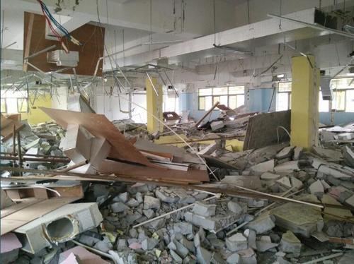 建筑拆除的施工专业高效
