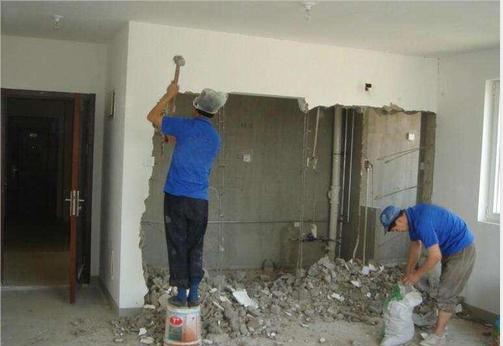 开封房屋改造拆除技术专业