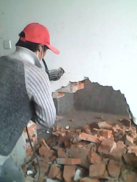 混凝土切割拆除施工