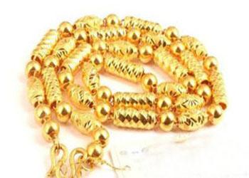 黄金首饰回收后清洗方法