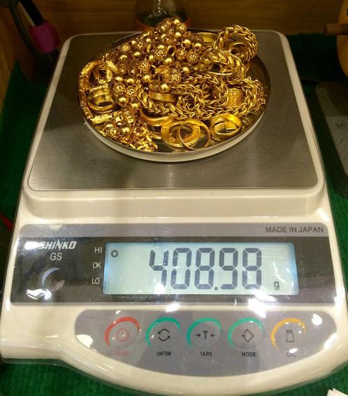黄金回收的交易流程