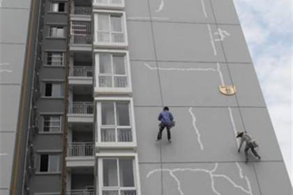蕉城区外墙防水补漏