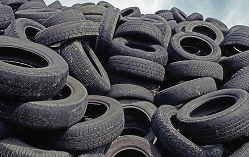废旧轮胎要积极回收