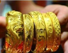石嘴山靠谱黄金回收价格