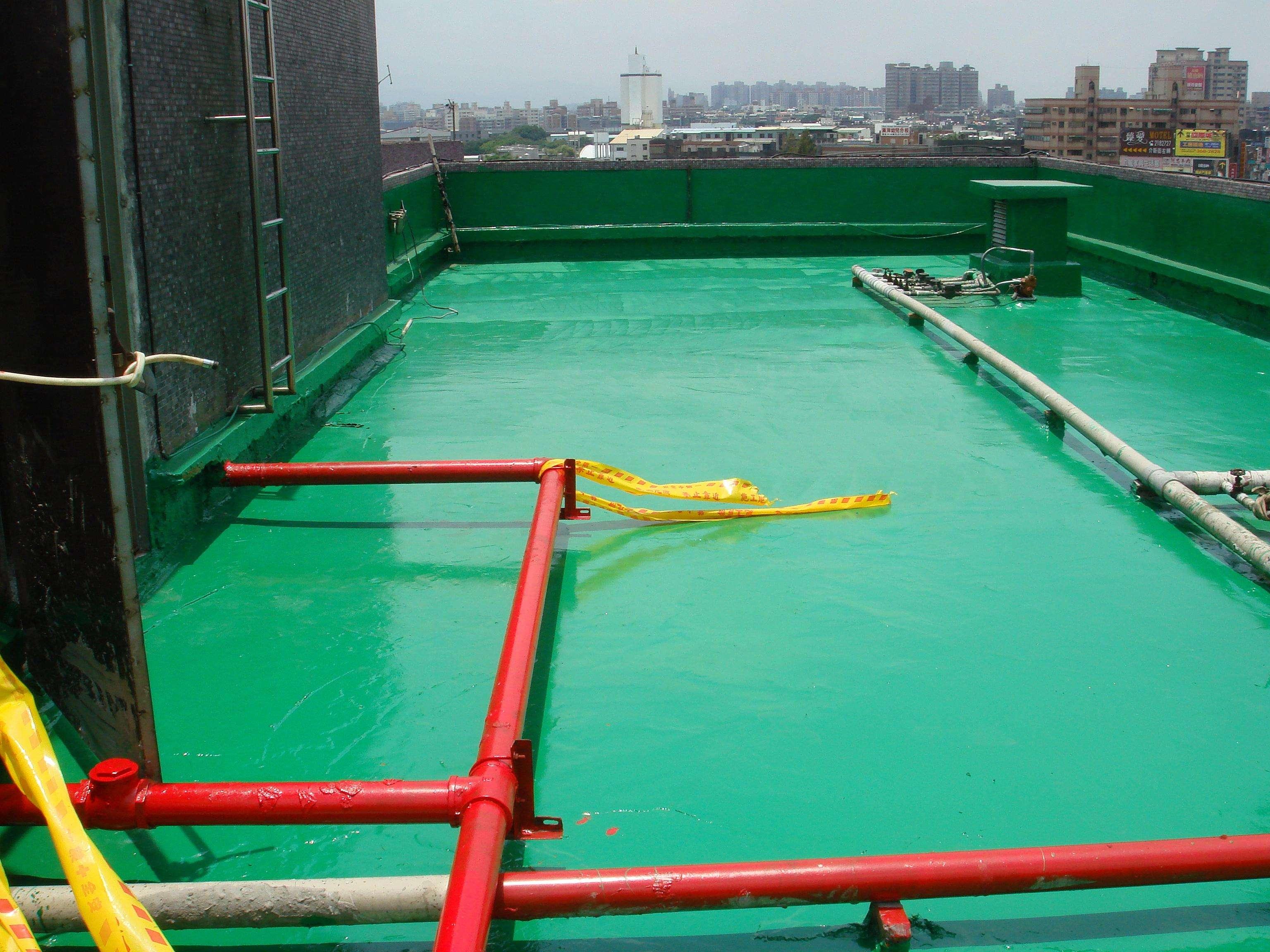 宁夏专业承接各种防水补漏工程