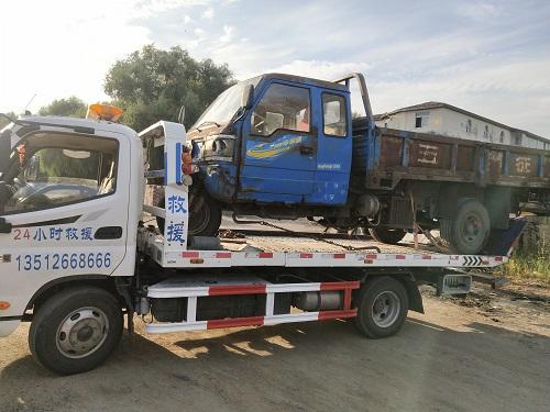 佳木斯专业道路拖车救援