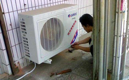 莒县空调维修安装移机