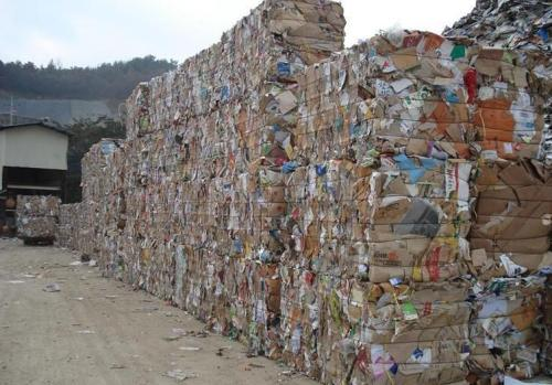 废纸回收利用途径