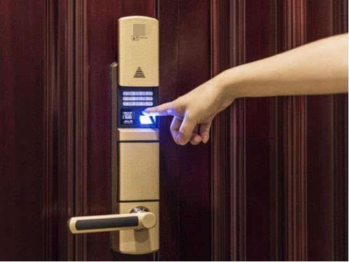 指纹防盗门锁多少钱