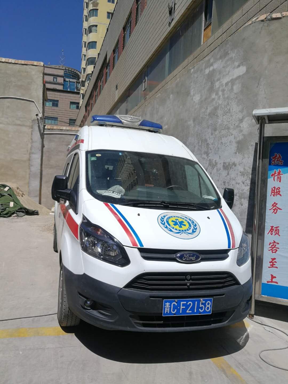 青海大型运动会救护车出租
