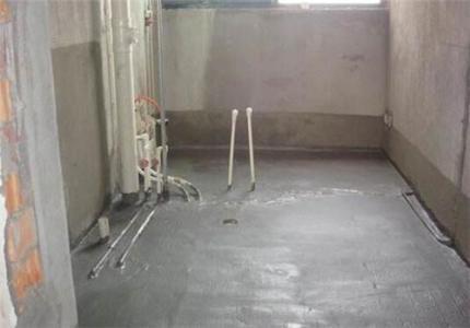 屋顶防水补漏施工的注意事项