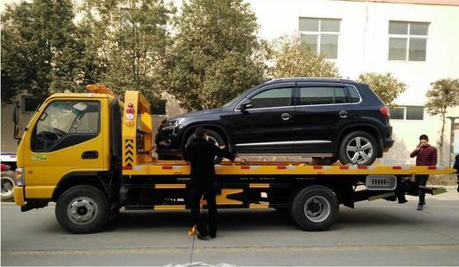 丽江新车拖车救援