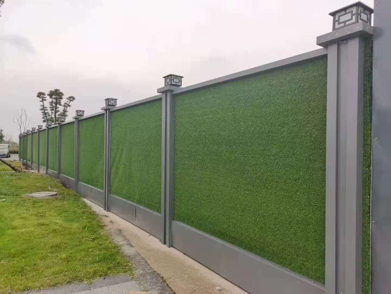 西宁道路护栏-施工彩钢围挡