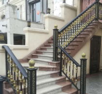 西宁工程楼梯-西宁工程楼梯护栏-工程楼梯扶手