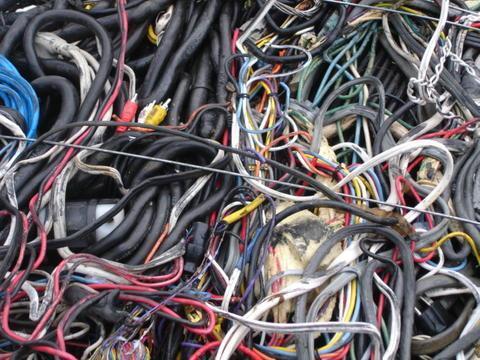 废旧电缆回收的意义