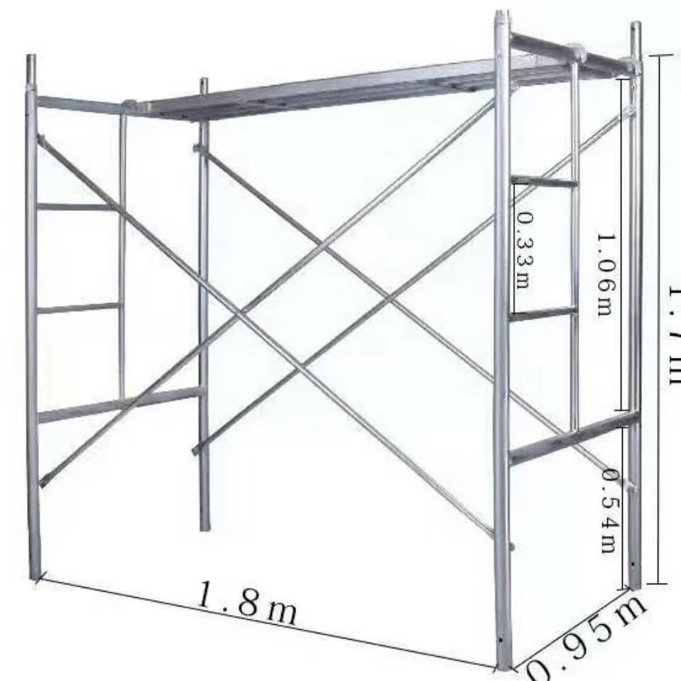 钢管架搭建租赁质量可靠