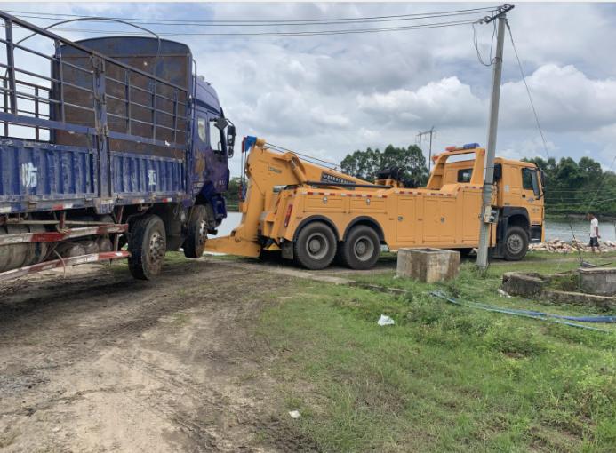 道路救援公司救援业务范围
