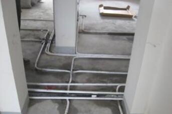 东莞南城安装水电的注意事项