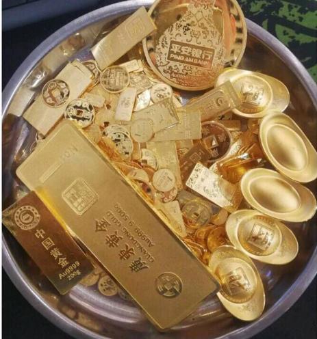 专业的从化区黄金回收公司