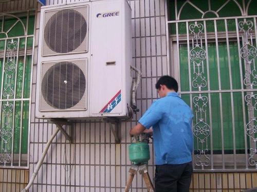 邯郸变频空调加氟