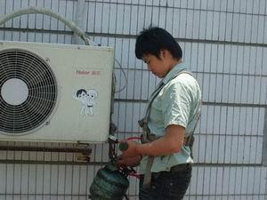 怎么判断空调是否需要加氟?