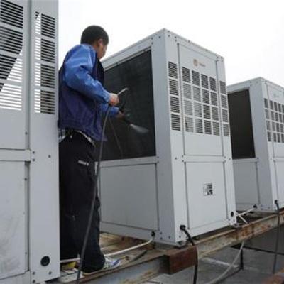 中央空调日常维护与清洗