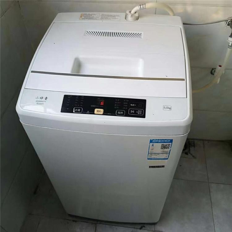 自动滚筒洗衣机内筒的拆卸和清洗步骤