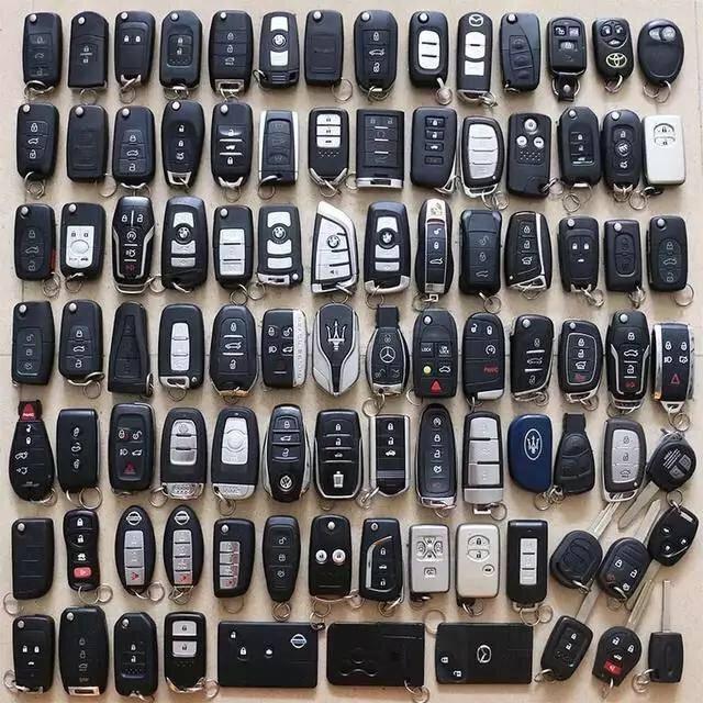 汽车钥匙的使用注意事项