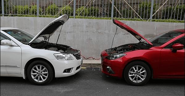 汽车救援搭电换胎