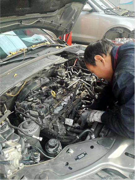 汽车维修热线上门服务