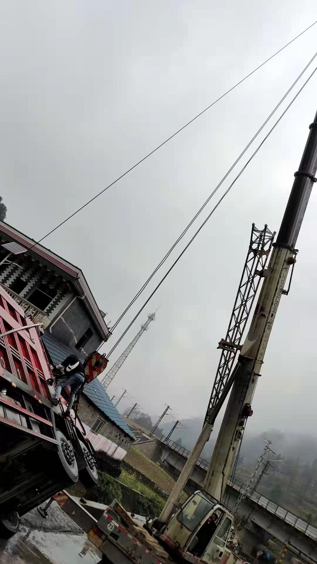 松桃出租8-200吨吊车