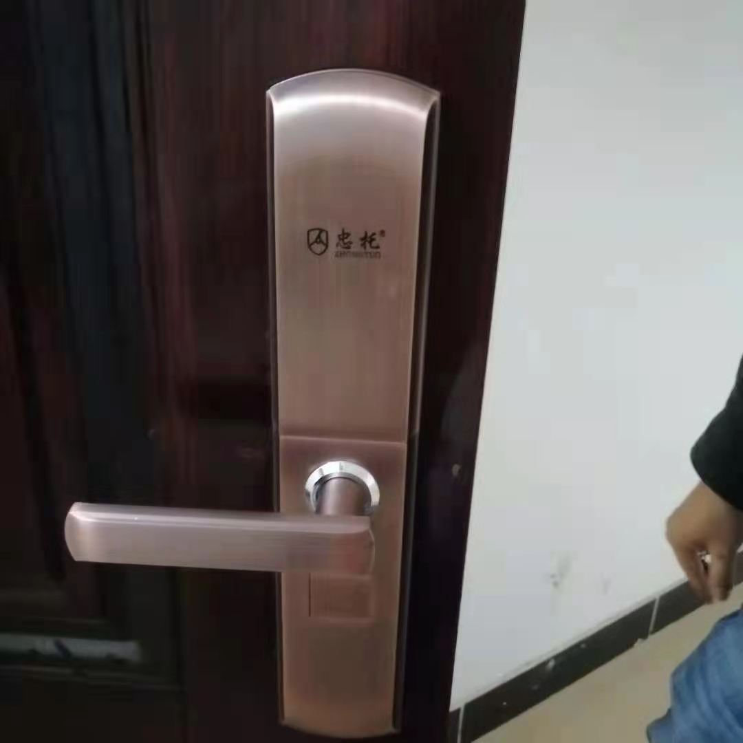 南宁市为什么安装指纹锁