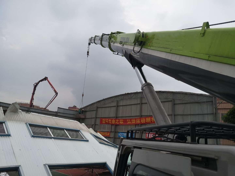 吊车在吊装前的准备工作