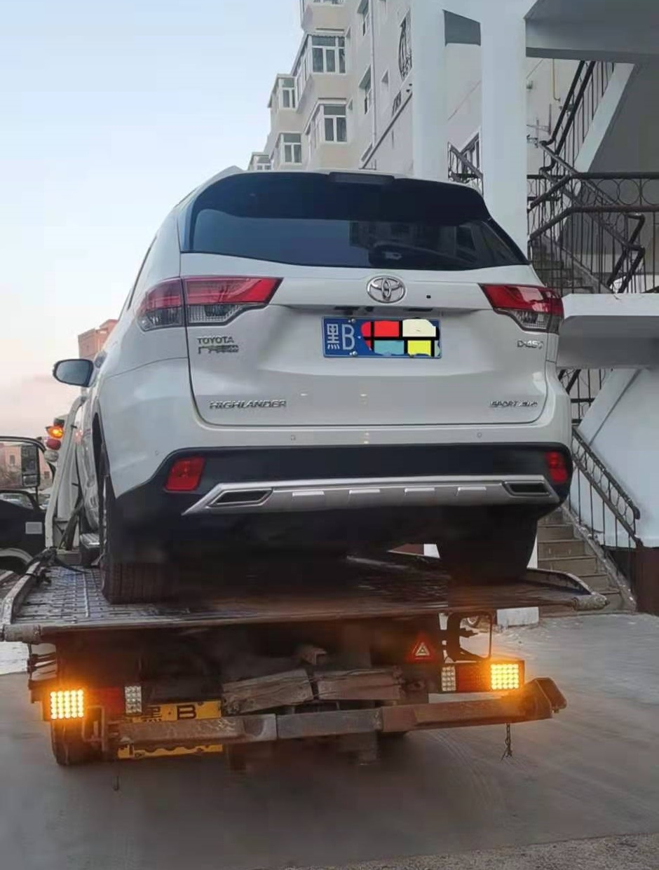 齐齐哈尔汽车拖车救援