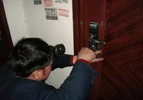 公安县专业开锁换锁公司