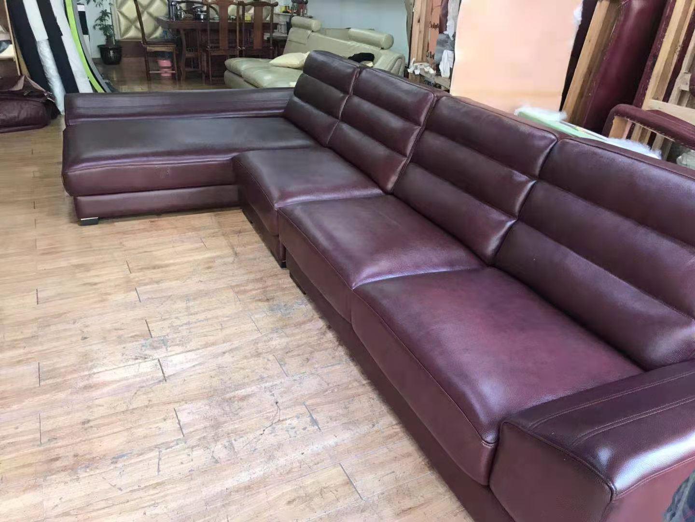 皮沙发的清洁步骤