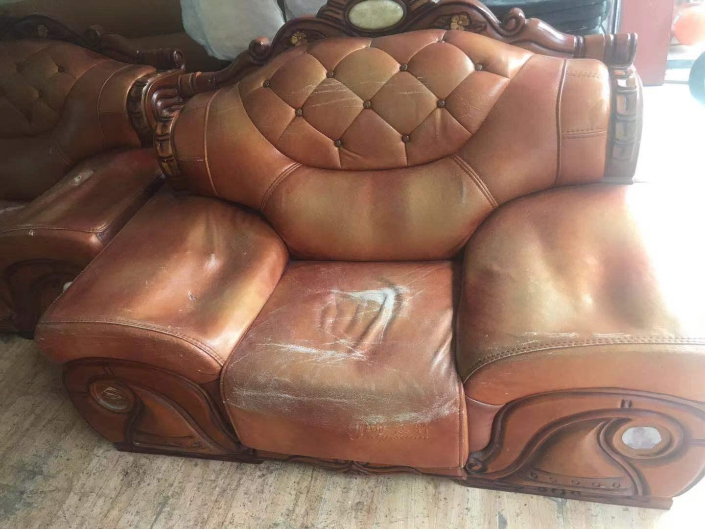皮沙发如何翻新
