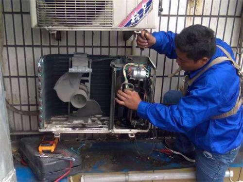 空调外机漏电原因分析