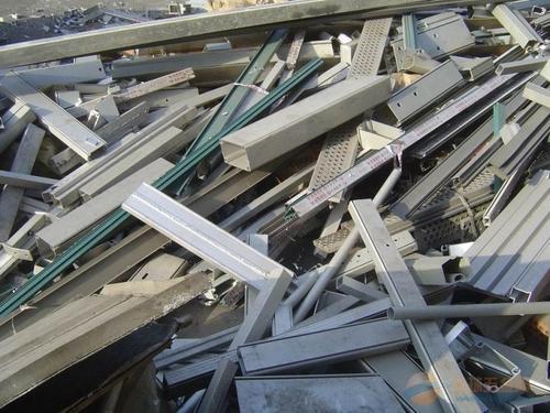 潜山废铝回收