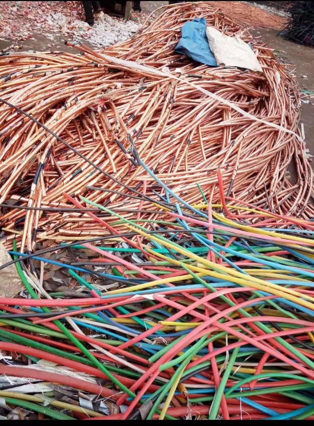 废电缆回收后的处理利用