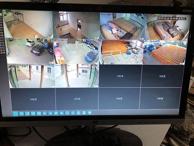 天津南开区监控安装公司