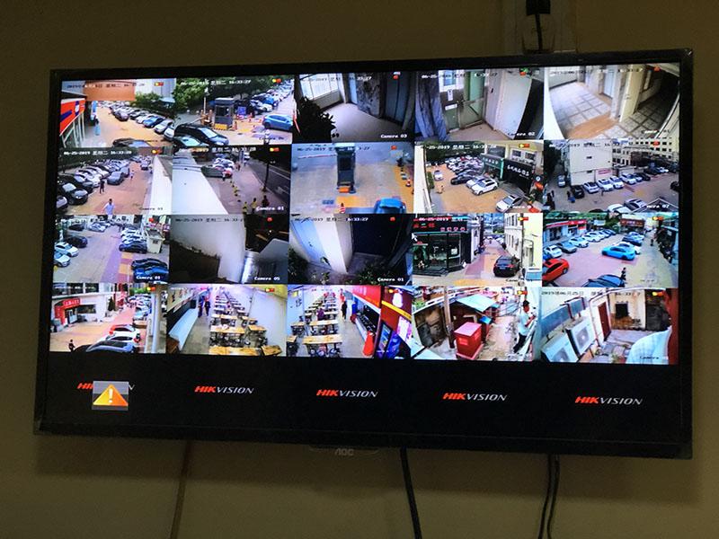 安装监控时的配管要求