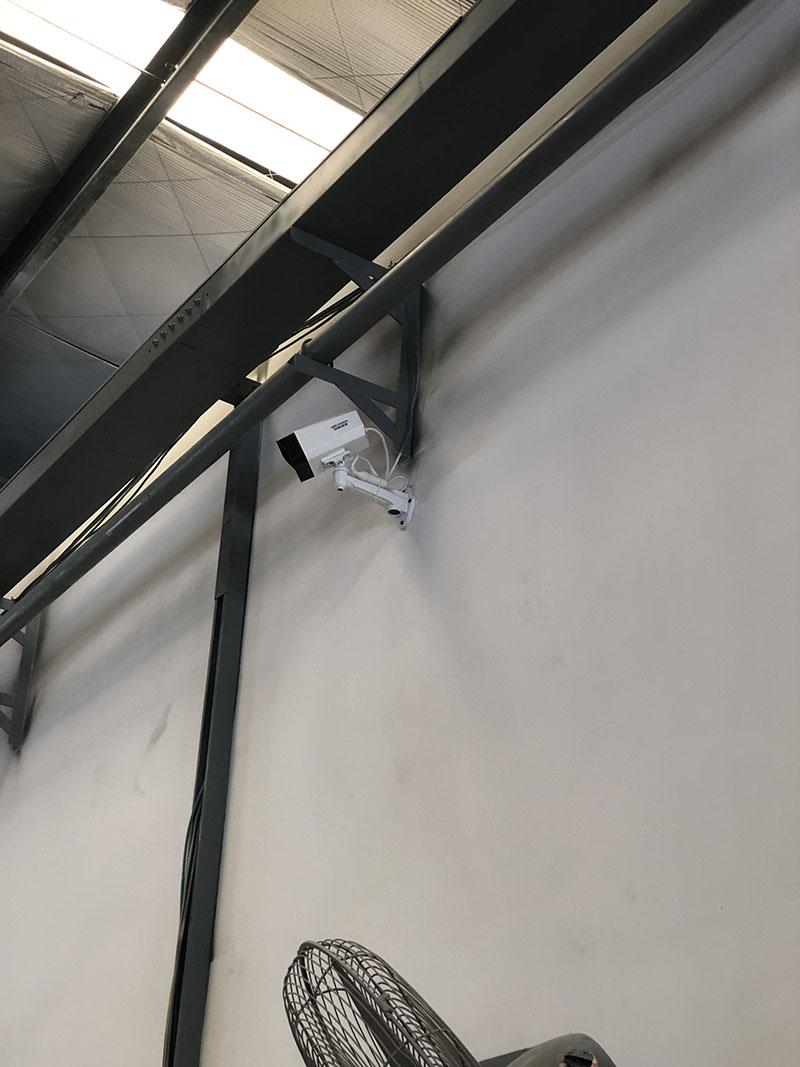 监控摄像头的安装角度
