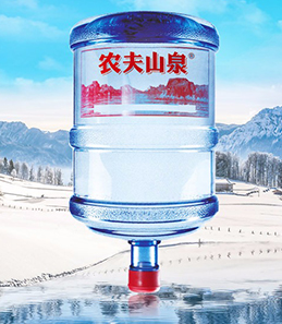 汉川农夫山泉桶装水配送