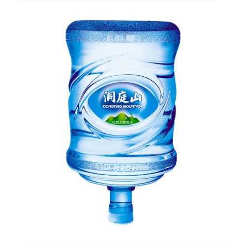 洞庭山天然泉水15L 20元
