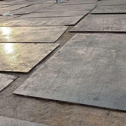 铺路钢板应用范围