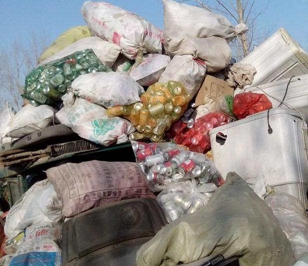 张家口废旧物资回收之废品回收行业模式特点