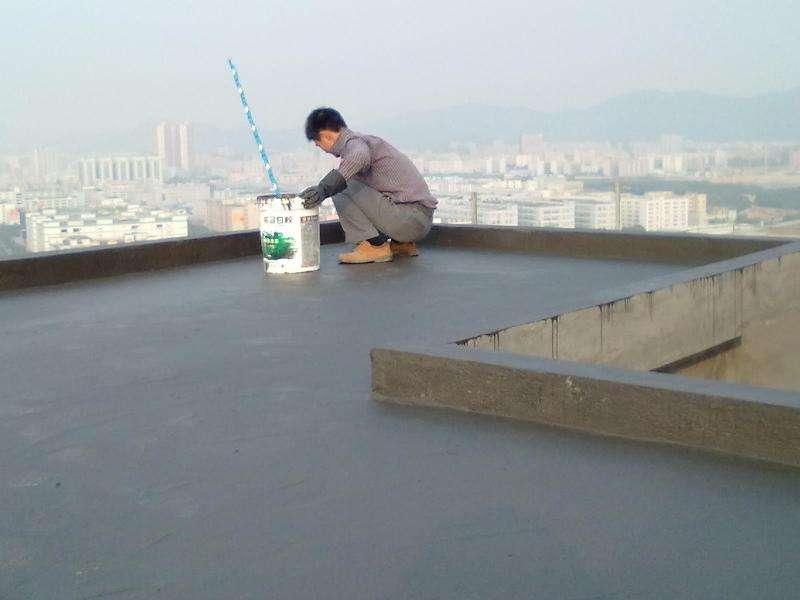 屋顶防水补漏应该怎么操作
